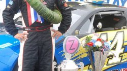 Eurocup LMV8 winnaar Barry Maessen