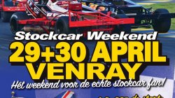 Stockcar weekend 29 & 30 april
