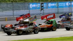 Stockcar F1 Wild Card manche