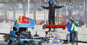 Uitslag GoldCup Stockcar F2 junioren