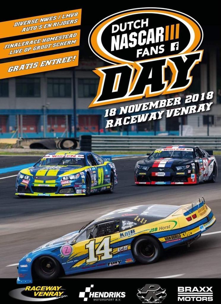 DUTCH NASCAR FANS DAY 2018