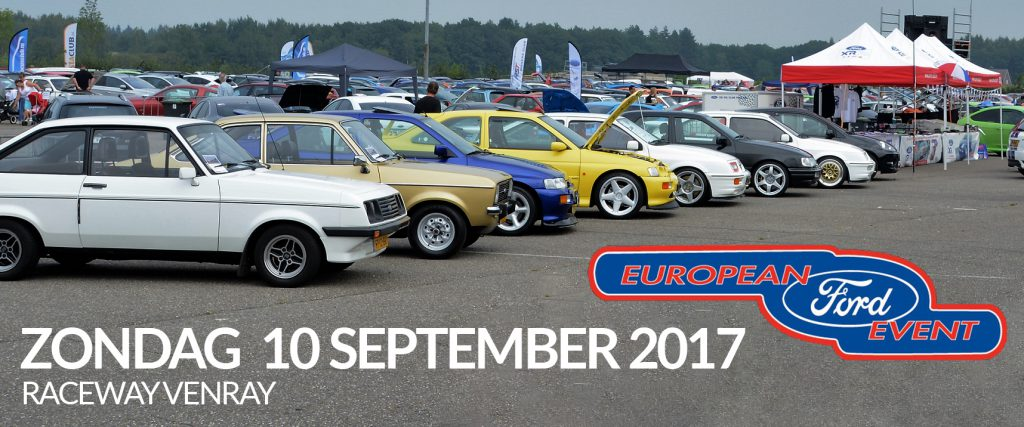 European Ford Event 2017