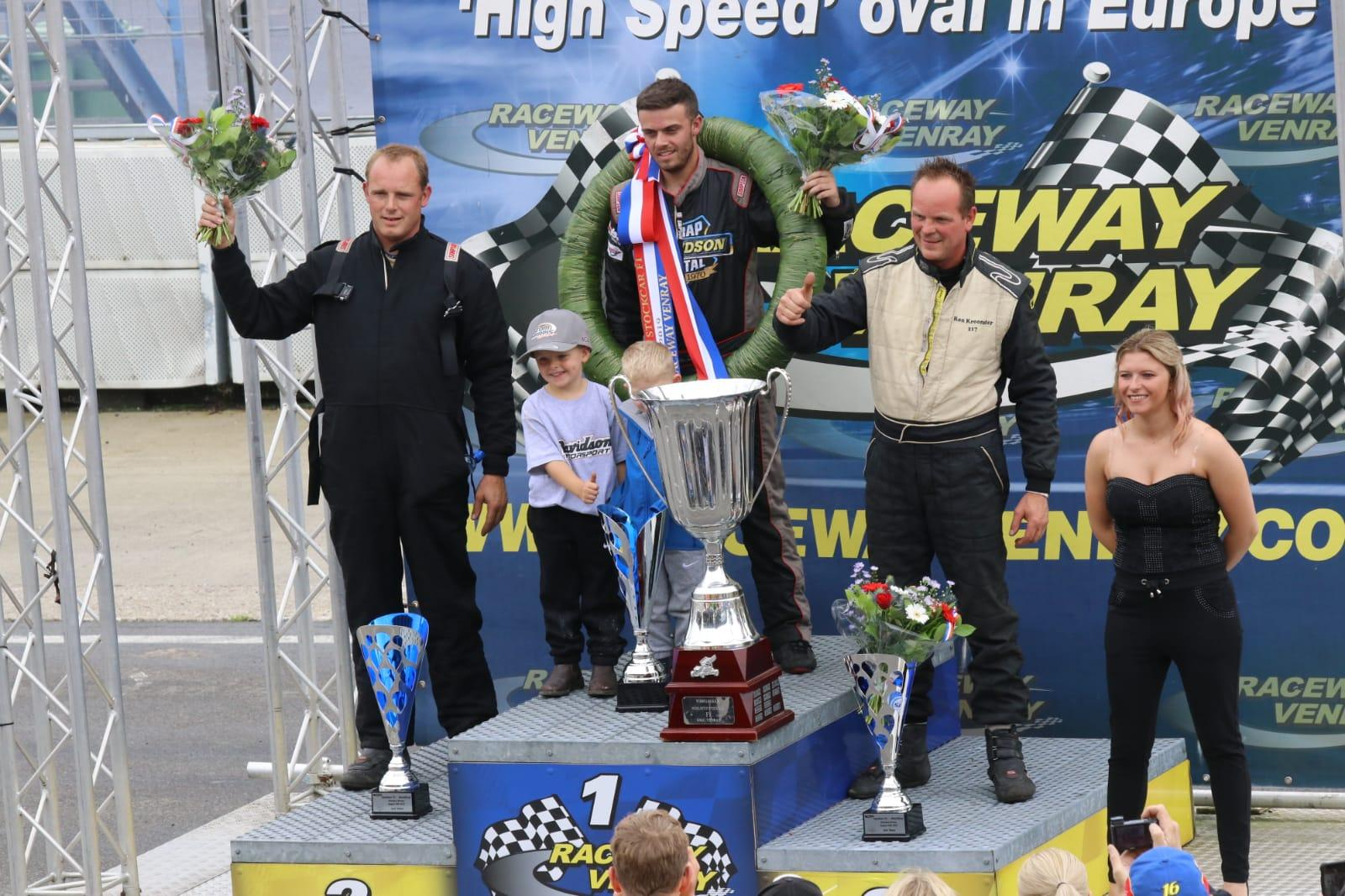 WORLDCUP STOCKCAR F1 WINNAAR 2019